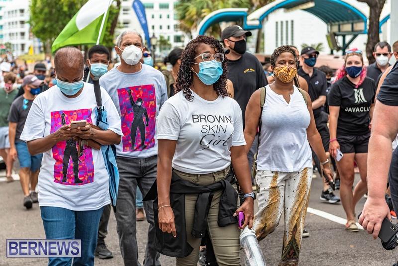 2020 BLM Black Lives Bermuda March June JS (24)