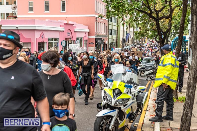 2020 BLM Black Lives Bermuda March June JS (3)