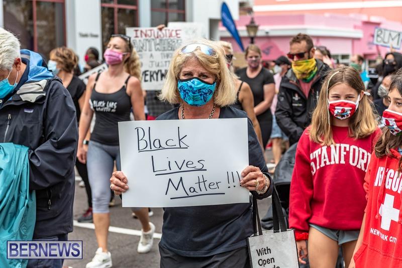 2020 BLM Black Lives Bermuda March June JS (4)