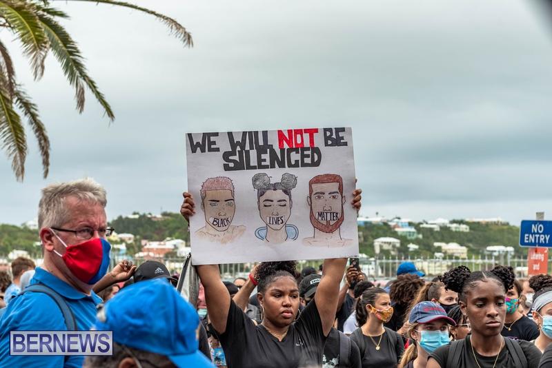 2020 BLM Black Lives Bermuda March June JS (41)