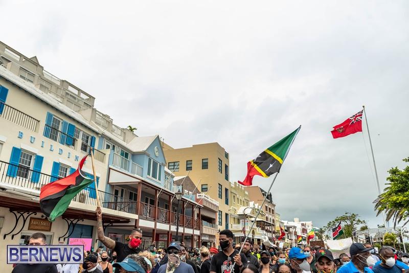 2020 BLM Black Lives Bermuda March June JS (47)