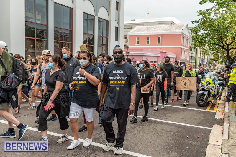 2020 BLM Black Lives Bermuda March June JS (5)