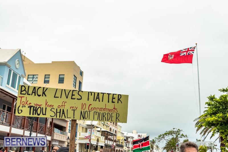 2020 BLM Black Lives Bermuda March June JS (50)