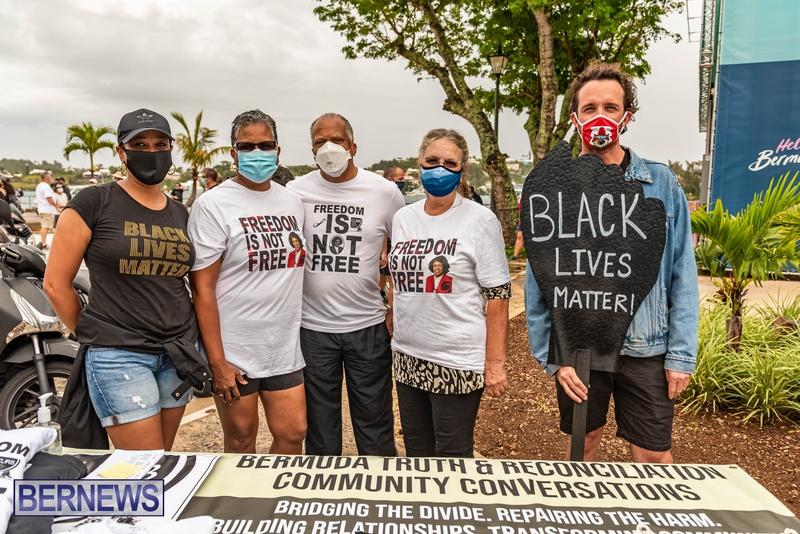 2020 BLM Black Lives Bermuda March June JS (51)