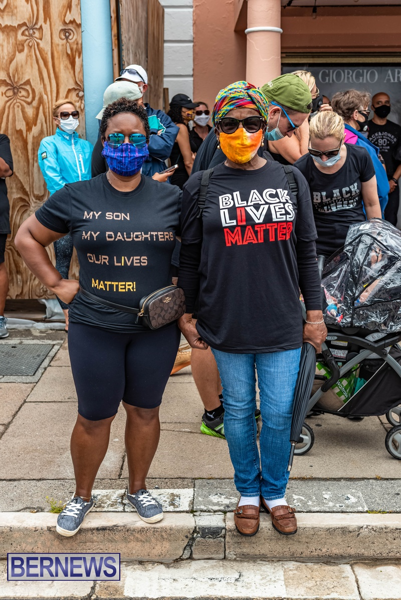 2020 BLM Black Lives Bermuda March June JS (52)