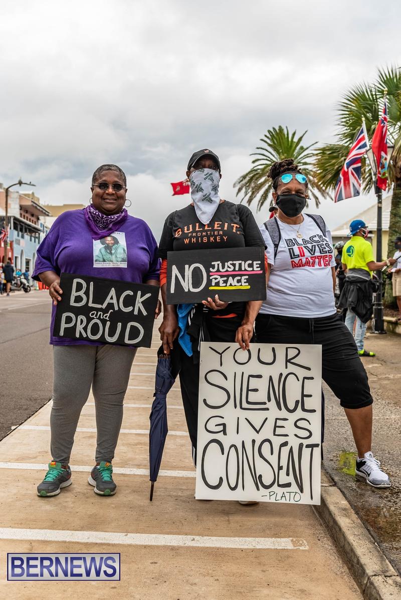 2020 BLM Black Lives Bermuda March June JS (58)