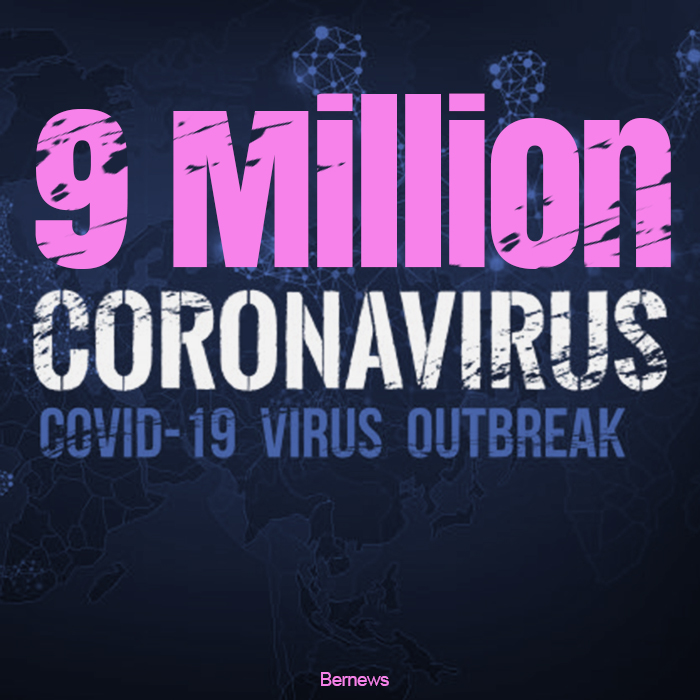 9 million coronavirus covid-19 outbreak IG