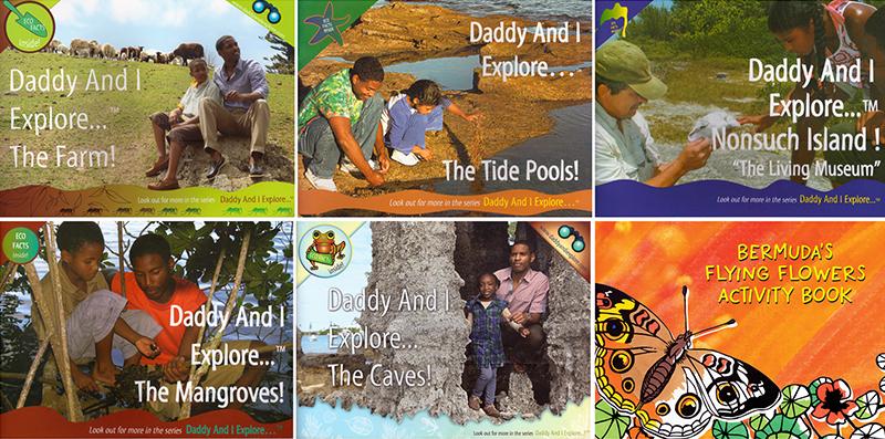 Activity Books Bermuda June 6 2020