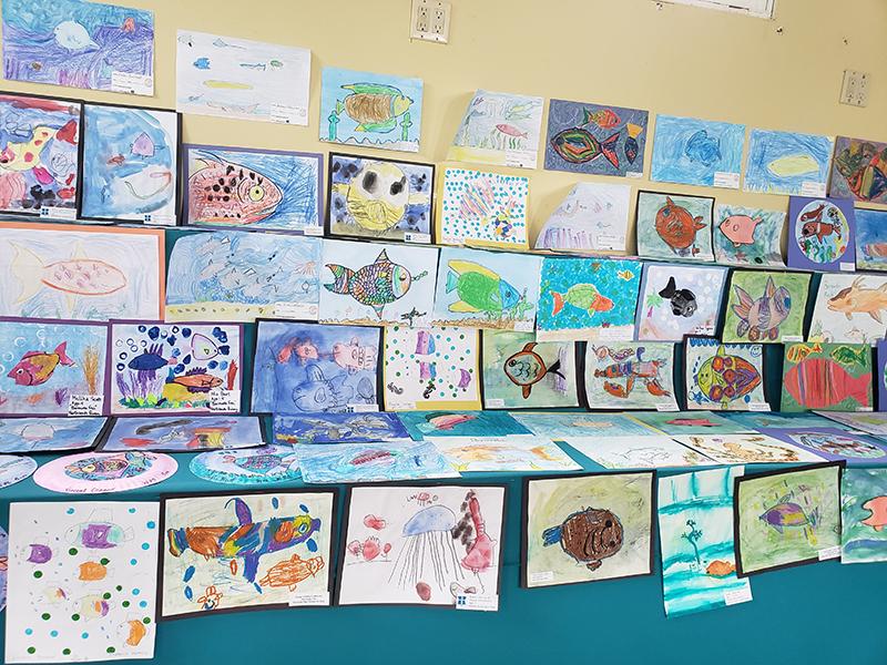 Ag Show Exhibition Art Entries Bermuda June 2020 (2)