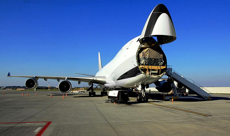 B747-400F Freighter Bermuda June 2020