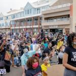 BLM Black Lives Matter march Bermuda June 2020 DF (34)
