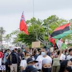 BLM Black Lives Matter march Bermuda June 2020 DF (51)