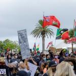 BLM Black Lives Matter march Bermuda June 2020 DF (52)