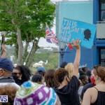 BLM Black Lives Matter march Bermuda June 2020 DF (55)