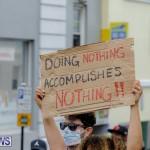 BLM Black Lives Matter march Bermuda June 2020 DF (7)