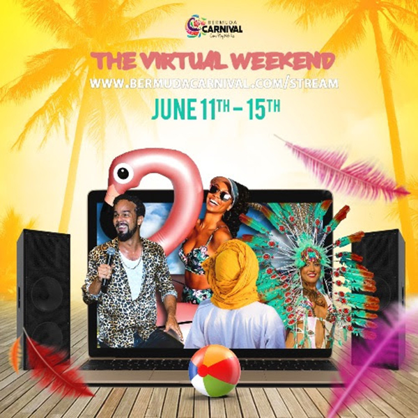 Bermuda Carnival Virtual Weekend June 2020