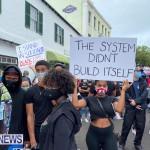 BlackLives Matter March June 2020 Bermuda JM (15)