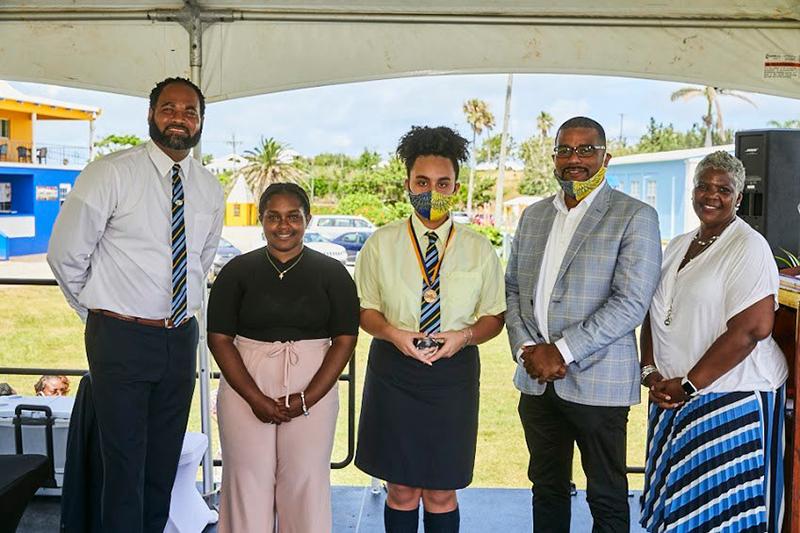 Clearwater Middle School Leaving Ceremony Bermuda June 2020 (1)