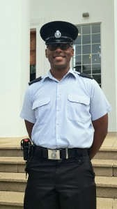 Designated City Constable Assigned To Hamilton Bermuda June 2020 (2)