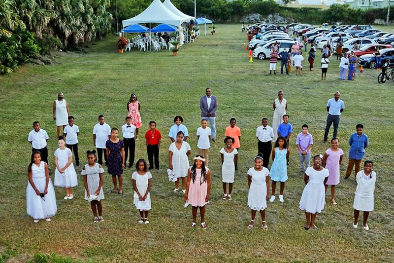 Elliott Primary School Leaving Ceremony Bermuda June 2020 (1)