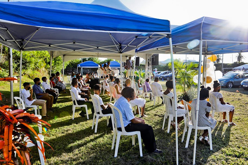 Elliott Primary School Leaving Ceremony Bermuda June 2020 (4)