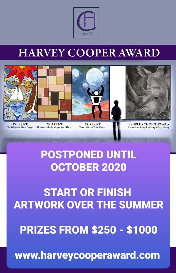 Harvey Cooper Award Bermuda June 2020