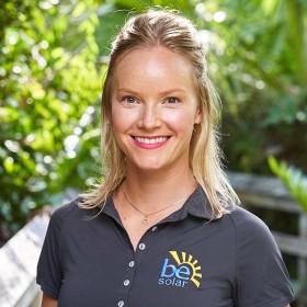 Jo Frith BE Solar Bermuda June 2020