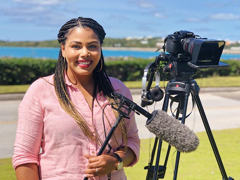 Mikaela Ian Pearman Bermuda June 2020