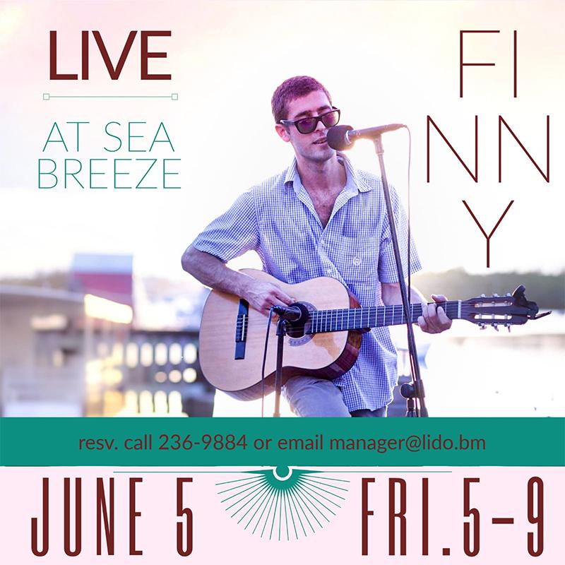 Sea Breeze Finny Bermuda June 2020
