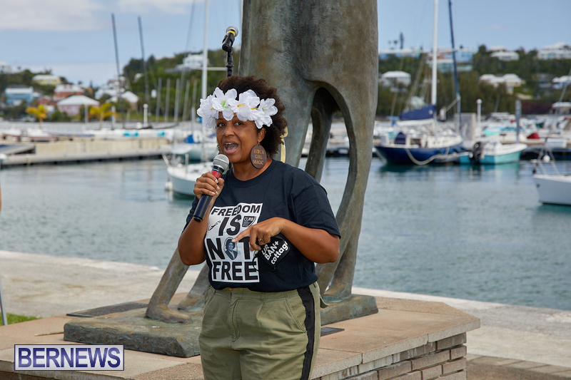 Social Justice Bermuda march JUne 13 2020 (1)