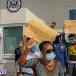 We Take Action Protest Bermuda at US Consulate June 2020 (33)