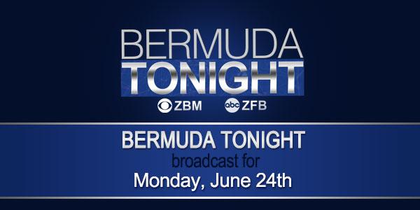 zbm 9 news Bermuda June 24 2019 tc