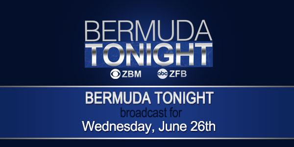 zbm 9 news Bermuda June 26 2019 tc