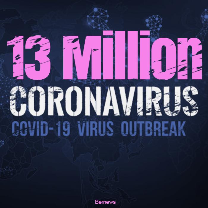 13 Million Coronavirus Covid-19 Outbreak IG