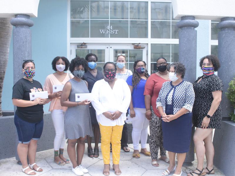 BASE Bermuda July 2020