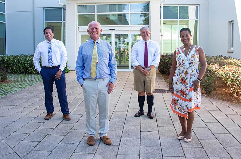 BHB Appoints Dr Michael Richmond As CEO Bermuda July 2020
