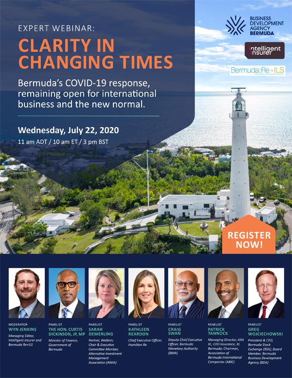 Bermuda Business Development Agency July 2020