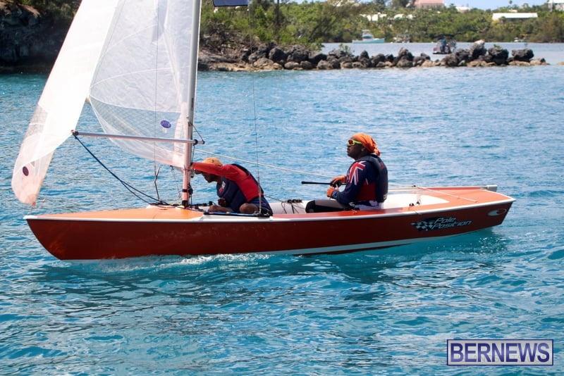 Bermuda sailing  Louise Wall Memorial Oil Dock Comet Race July 2020 (1)
