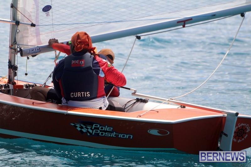 Bermuda sailing  Louise Wall Memorial Oil Dock Comet Race July 2020 (10)