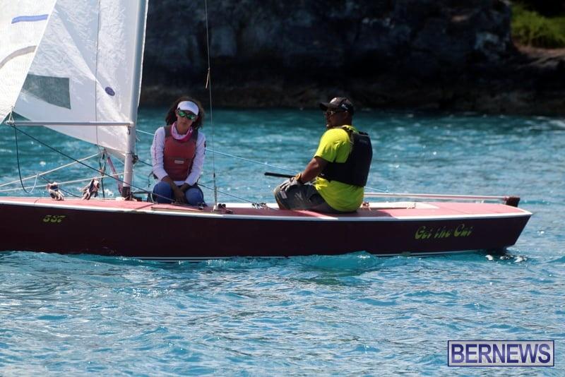 Bermuda sailing  Louise Wall Memorial Oil Dock Comet Race July 2020 (12)