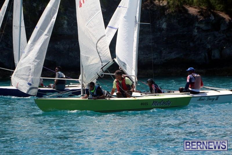 Bermuda sailing  Louise Wall Memorial Oil Dock Comet Race July 2020 (13)