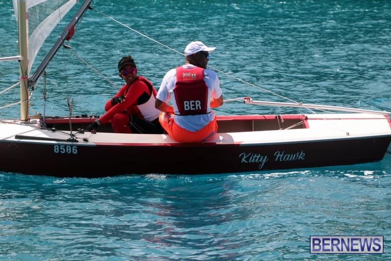 Bermuda sailing  Louise Wall Memorial Oil Dock Comet Race July 2020 (3)