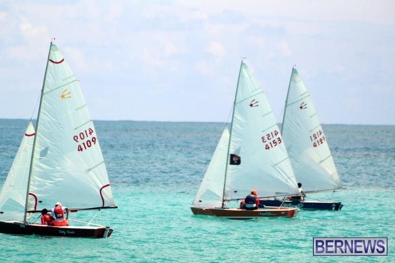 Bermuda sailing  Louise Wall Memorial Oil Dock Comet Race July 2020 (4)