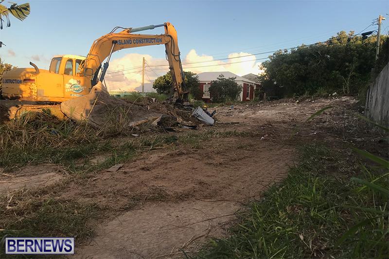 Cleaning Bermuda July 23 2020