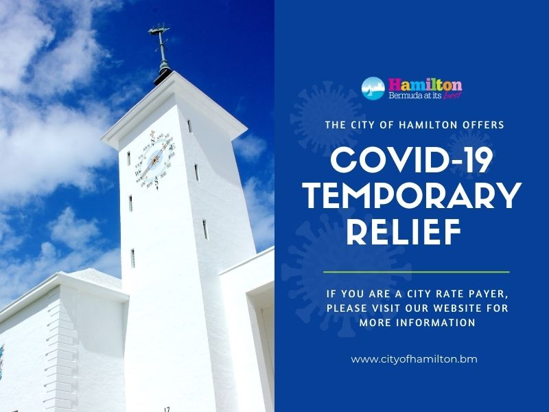 Covid-19 Tax Relief Bermuda July 2020