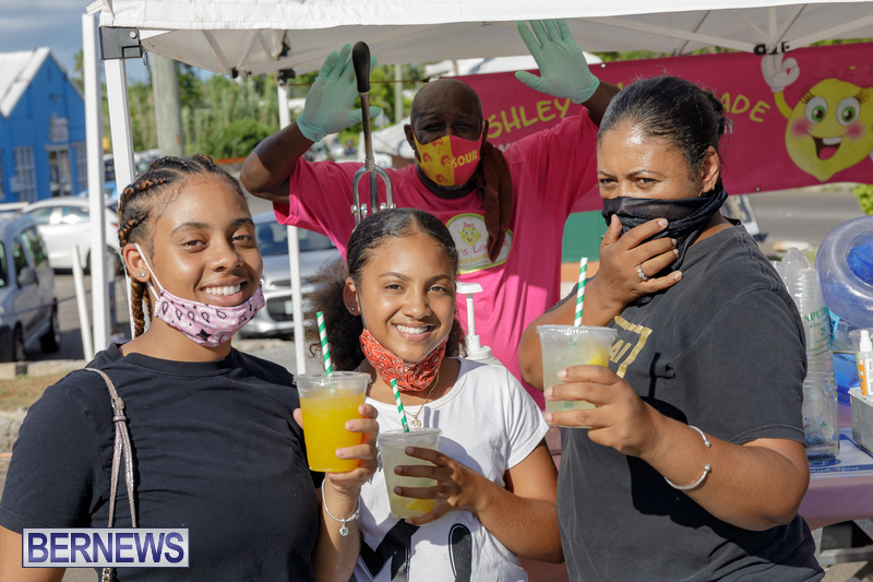 Heron Bay Marketplace Cup Match Road Show Bermuda July 2020 (12)