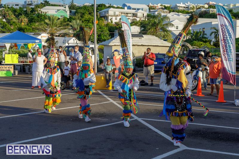 Heron Bay Marketplace Cup Match Road Show Bermuda July 2020 (14)
