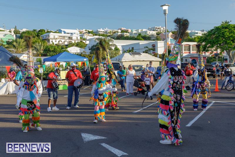 Heron Bay Marketplace Cup Match Road Show Bermuda July 2020 (15)
