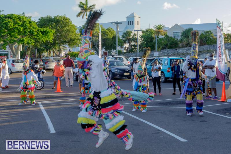 Heron Bay Marketplace Cup Match Road Show Bermuda July 2020 (17)