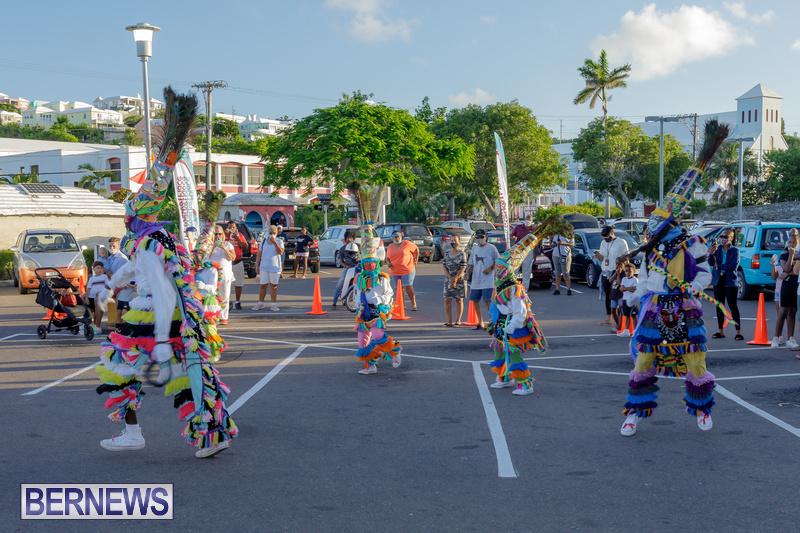 Heron Bay Marketplace Cup Match Road Show Bermuda July 2020 (18)